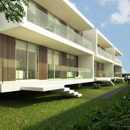 Conjunto residencial Santillana del Mar