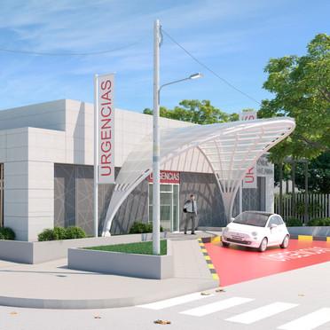 Centro de Atención Médico-Integral oportuna Ciudadela 20 de Julio