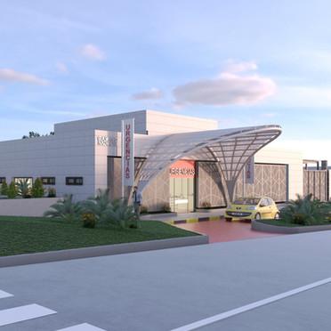 Centro de Atención Médico-Integral oportuna Nazareth