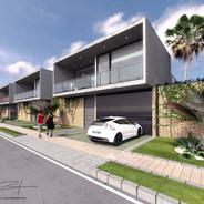 Conjunto residencial Marasha deluxe