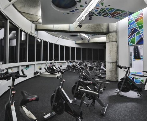 Gimnasio - Spinning Center - Villa Country