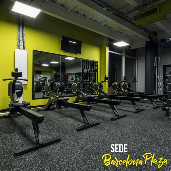 Gimnasio Spinning Center - Barcelona Plaza