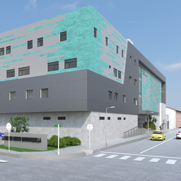 Centro de Atención Médico-Integral oportuna nuevo Barranquilla
