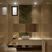 Diseño de baños - Casa Caujaral