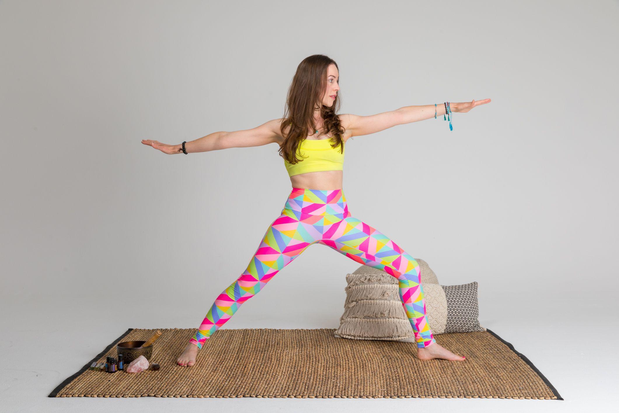 Online Slow Flow Yoga Class