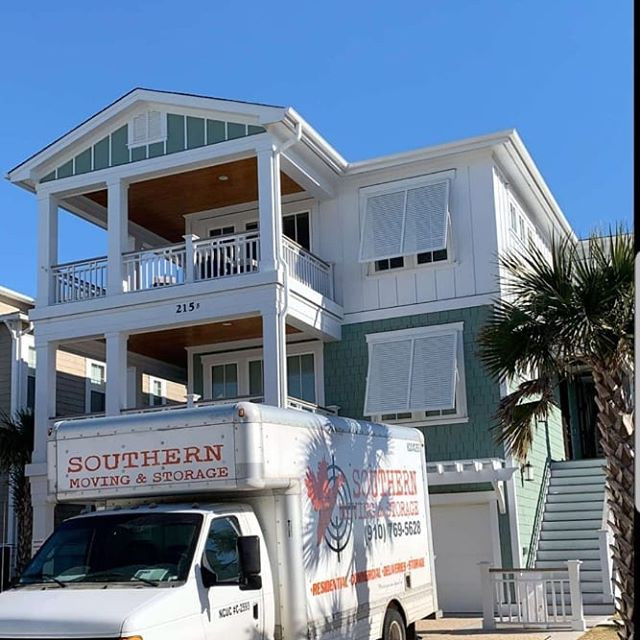 Southern Moving & Storage, Wilmington, NC