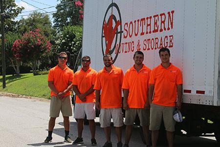 Clean cut and uniformed crews
