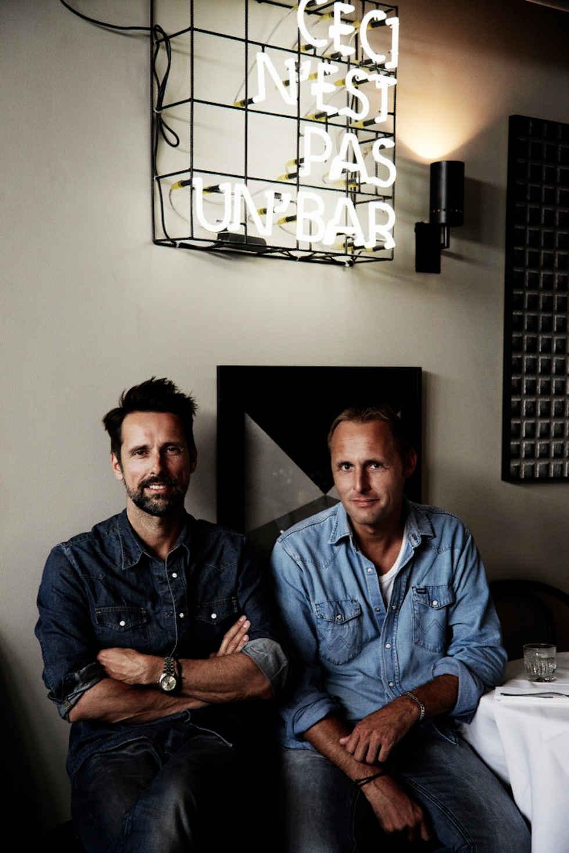 Stef Bakker & Paul Lelieveld