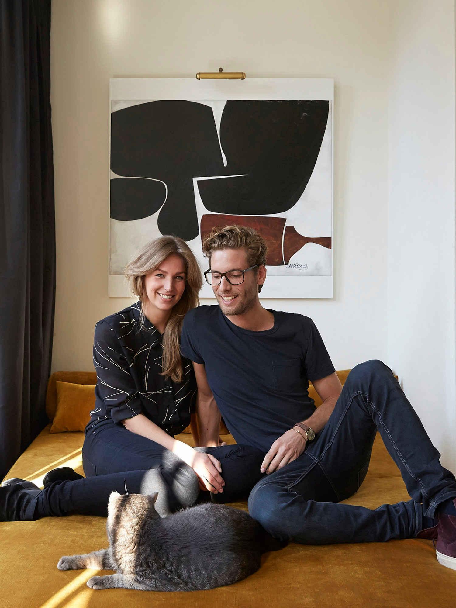The Nicemakers: Joyce Urbanus & Dax Roll