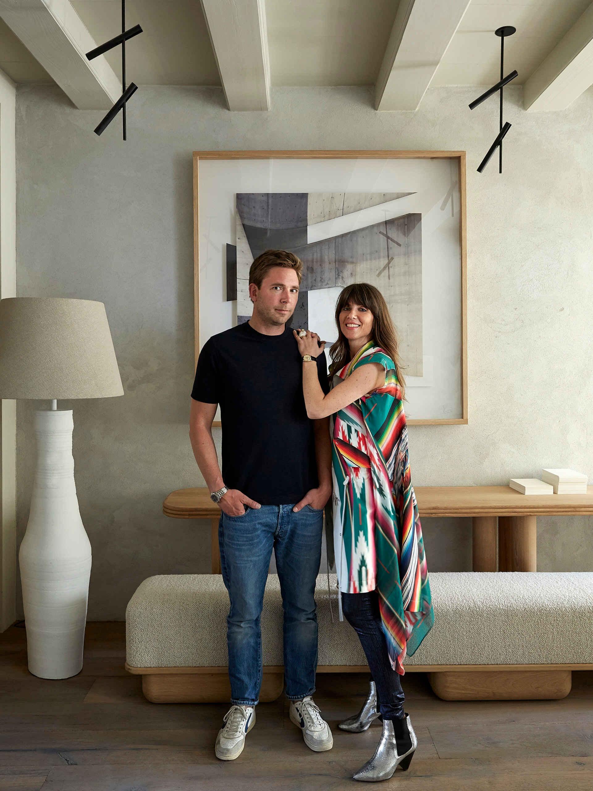 Thomas Geerlings & Daniëlle Zeit
