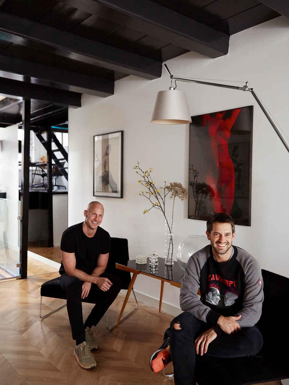 Philippe Vogelenzang & Rein Soons
