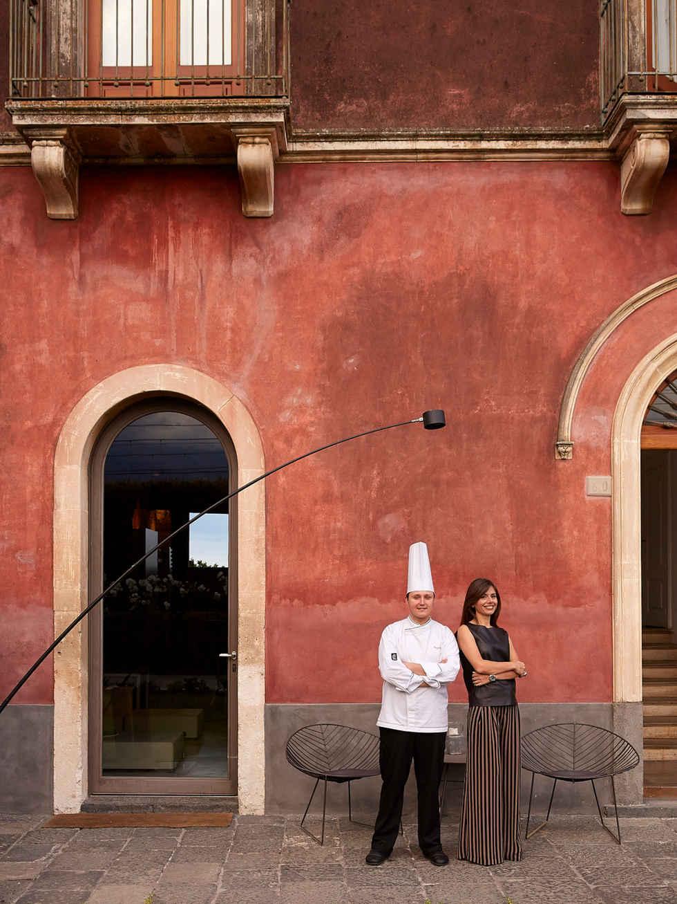 Carla Maugeri & Giuseppe Raciti @ Zash