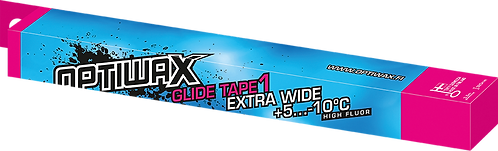 Optiwax TAPE 1 EXTRA WIDE +5...-10°C
