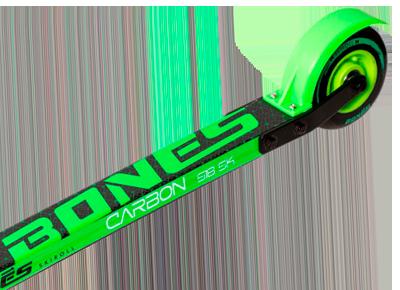 Carbon S18 Skate rullskida
