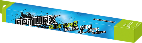 Optiwax TAPE 2 EXTRA WIDE -5...-20°C