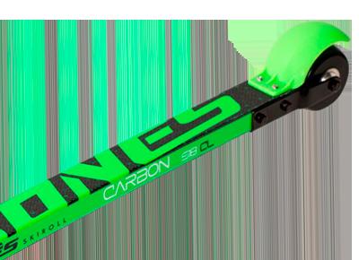 Carbon CL18 Klassisk rullskida