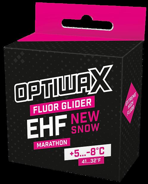EHF new snow marathon +5/ -8