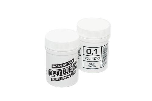 Optiwax Race Fluor pulver 0,1