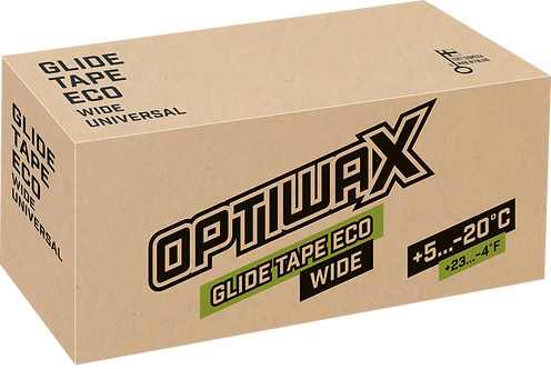 Optiwax Eco tape Universal +5...20°C