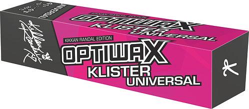 Optiwax KLISTER UNIVERSAL +5...-20°C