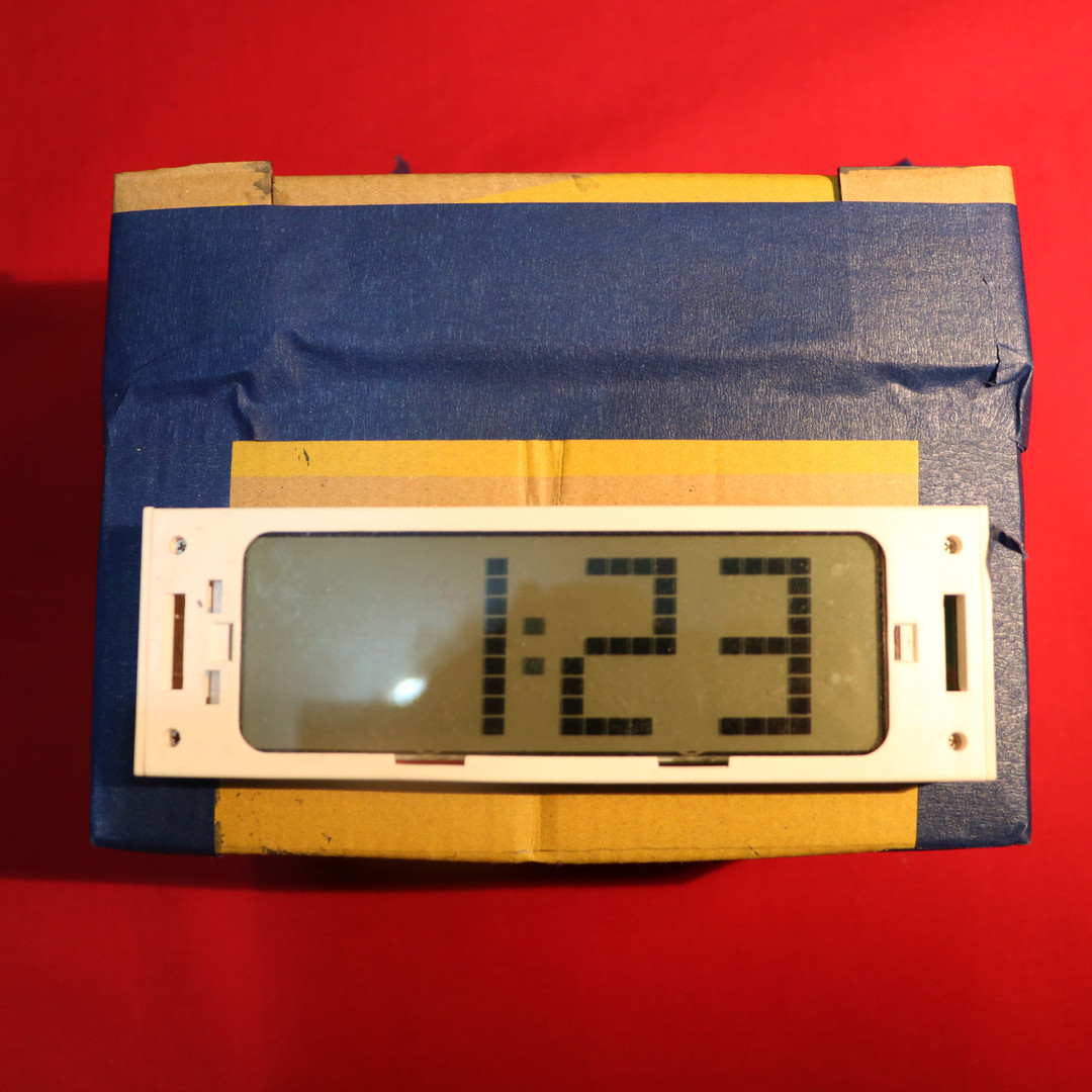 Symbolic camera and Time