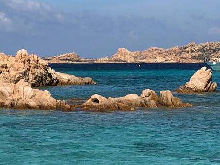 Seeking perfect Sardinian water