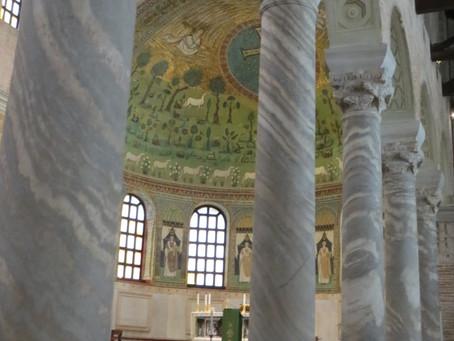 Ravenna's most dazzling mosaics