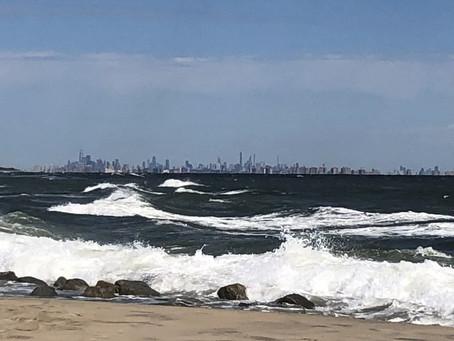 Take a quick beach trip from Manhattan