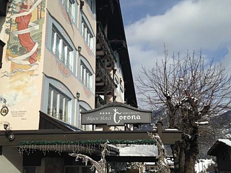 Living the Italian ski life alpine style