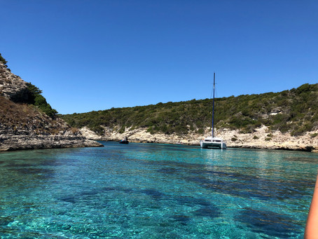 Boating in Bonifacio without your own yacht
