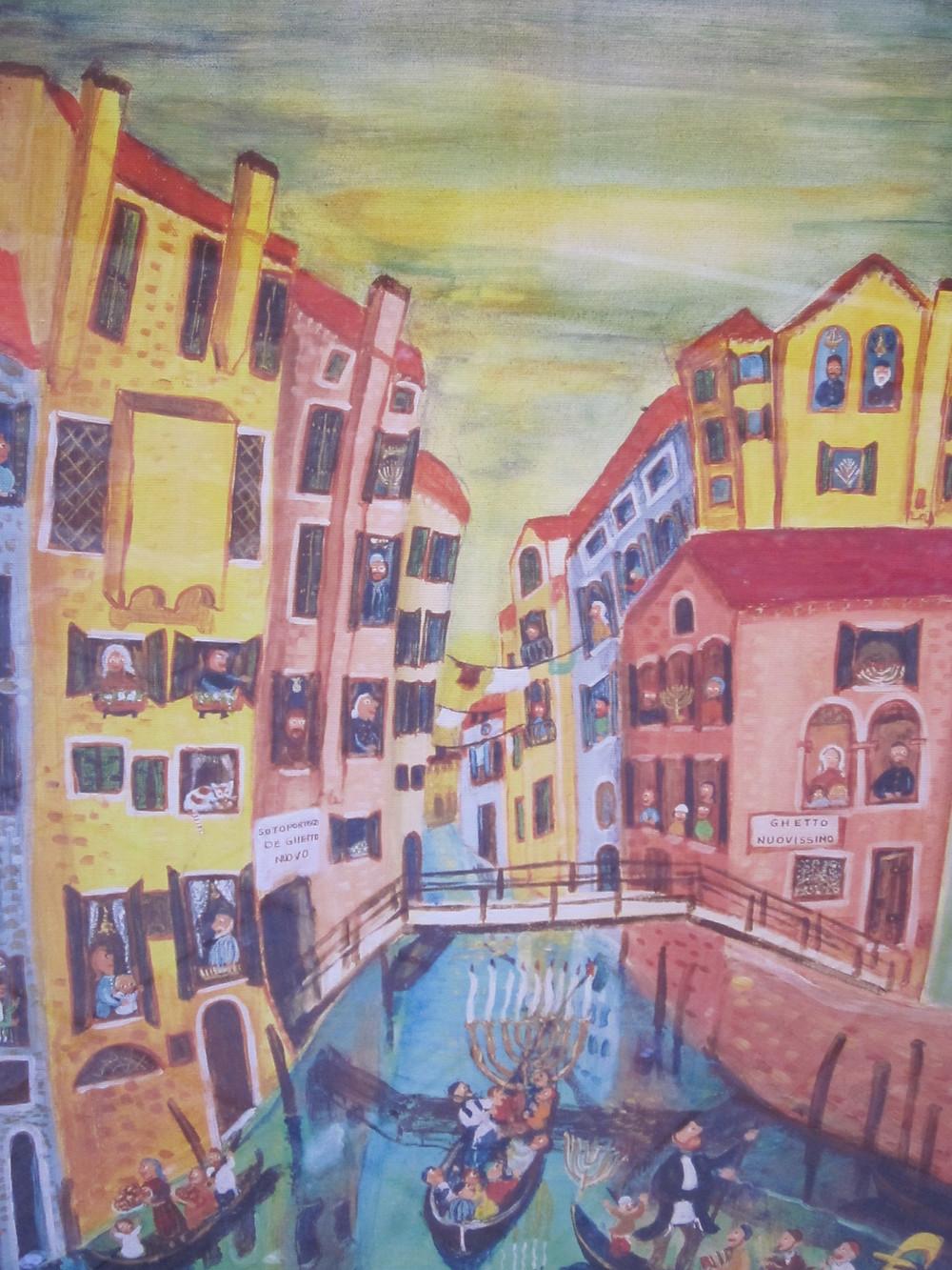 Venice's Ghetto