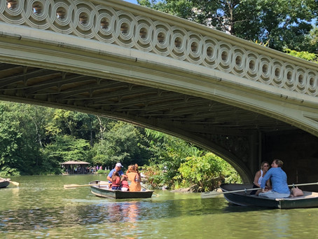 Central Park boating bargain