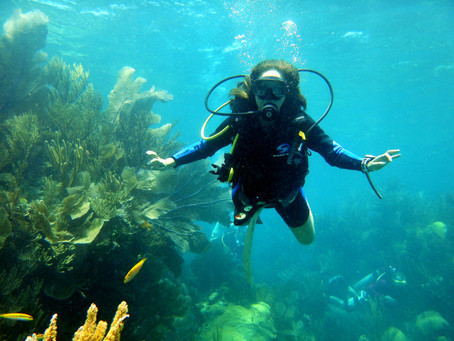 Overcome your top fears about Advanced Open Water Diving
