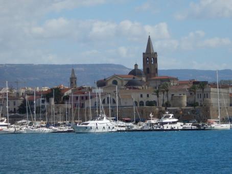 Alghero - A little bit of Spain in Italy