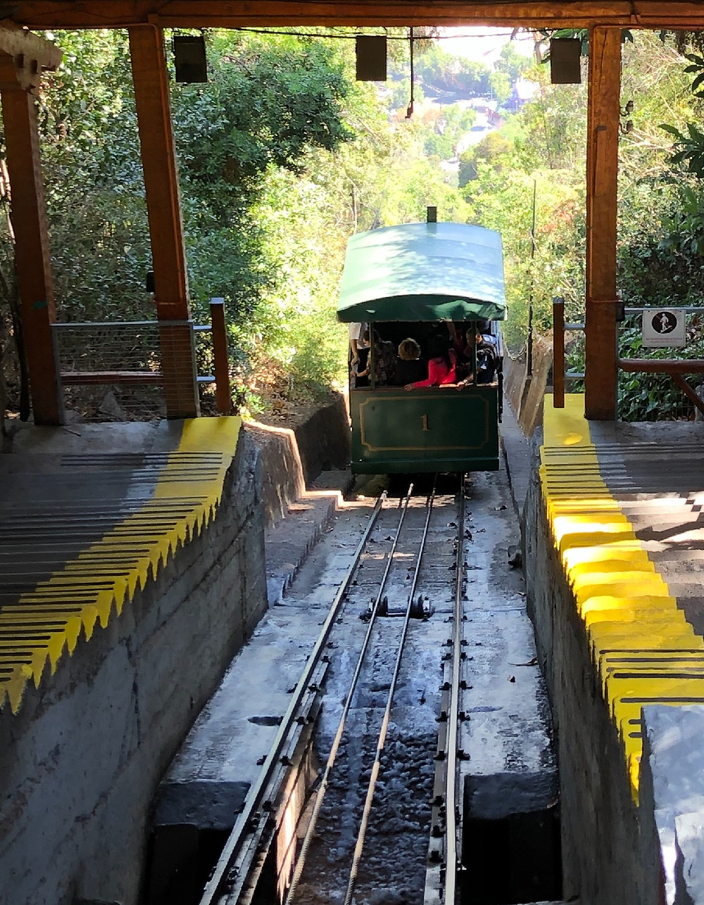 funicular chile