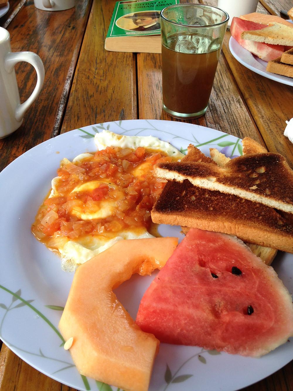 Breakfast at the Bananarama