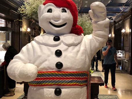 Warming up to Quebec's Winter Carnival