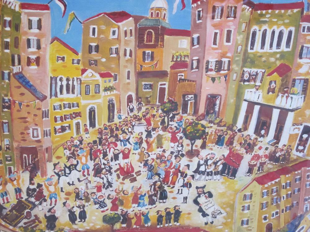 Venice ghetto