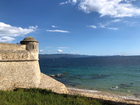 Finding Napoleon's roots in Corsica