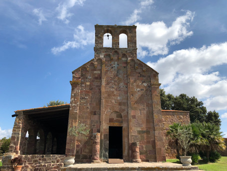 Top 7 Sardinian churches for Game of Thrones fans