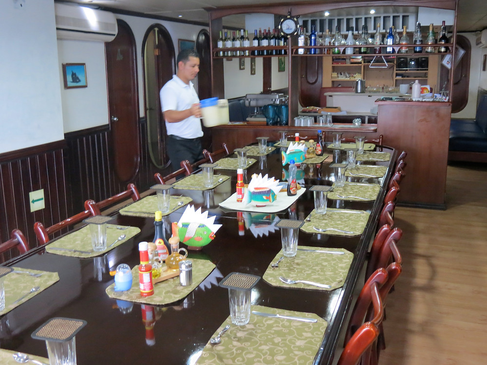Galapagos catamaran cruise