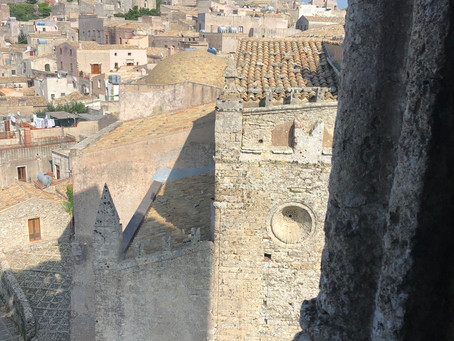 Erice - settled by Trojan expats