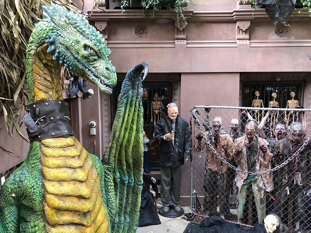 Manhattan Halloween