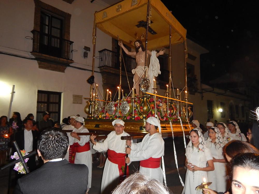 Holy Week Popayan