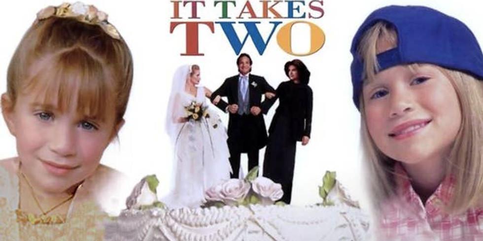 November Movie Club - It Takes Two