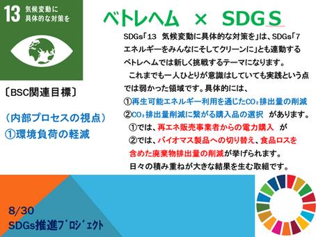 週刊SDGs 第13週