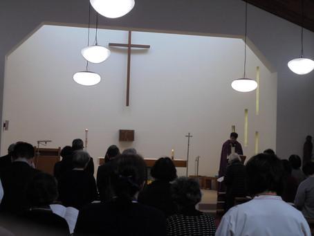 追悼の祈りの集い