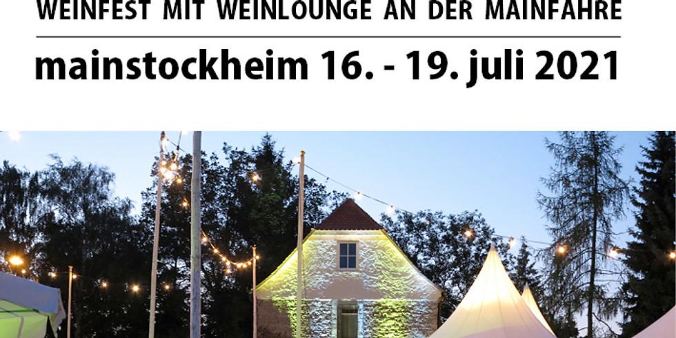 wein am main - weinfest     16.07.-19.07.2021