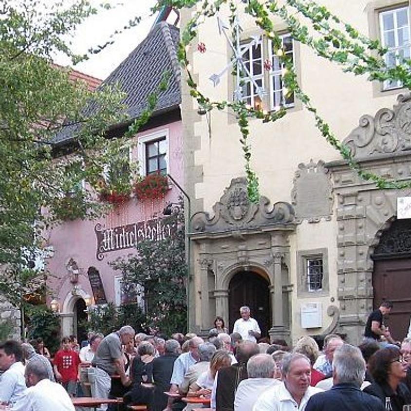Sulzfelder Straßenweinfest 2019