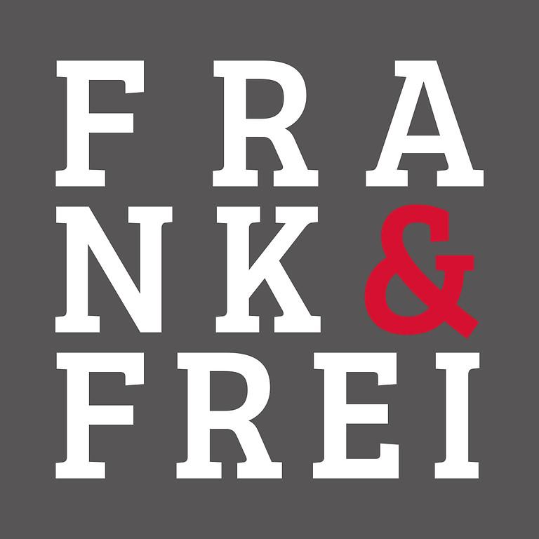 Frank&Frei Herbstpräsentation  am 14. November 2021